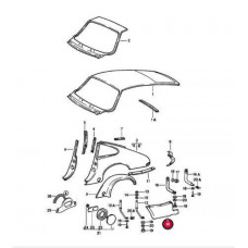 Porsche 930 Bumper Extension WIDE