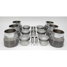 Porsche 911 Carrera RS 2.7 MFI Pistons Cylinders Mahle 91110392801 90MM