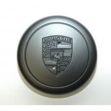 Porsche 911 Fuchs Wheel Cap Black 91136103228