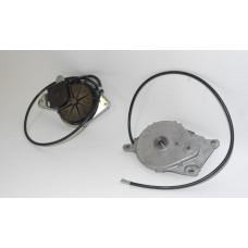 Porsche 986 Boxster Cab Top Motors SIDE 98656118003 98656117903