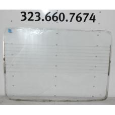 Porsche 911 930 Rear Glass Windshield Clear 91154510500 single stage