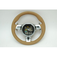 Porsche 997 Paddle Shift Steering Wheel 99704440217
