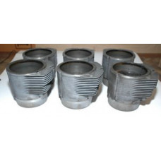 Porsche 930 Mahle 3.3 Pistons Cylinder USED 93010396903
