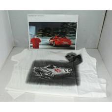 Porsche T Shirt 550 Spyder Heritage WAP6280XL18