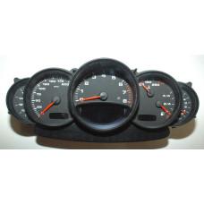 Porsche 996 Instrument Cluster Manual 9966412230370C 20371 mls