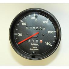 Porsche 911 Speedometer 180mph 91164153400