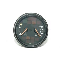 Porsche 993 Oil Temperature Pressure Gauge 99364110302 SS 993641103BX