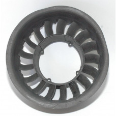 Porsche 964 Alternator Fan Housing 96410666700