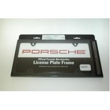 Porsche Carbon Fiber License Plate PNA70600100