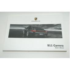 Porsche 997 Owners Manual WKD99702109