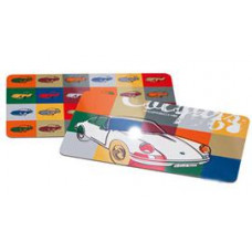 Porsche Place Mats Breakfast Board WAP0500550D