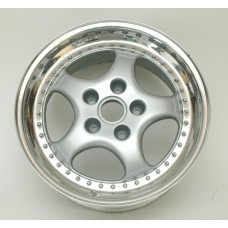 Porsche 965 Speedline Wheel Silver Metallic 96536214000 18x10