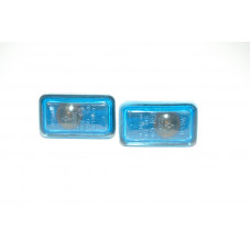 Porsche 911 930 964 993 Side Marker Lights 4A0949101 Blue