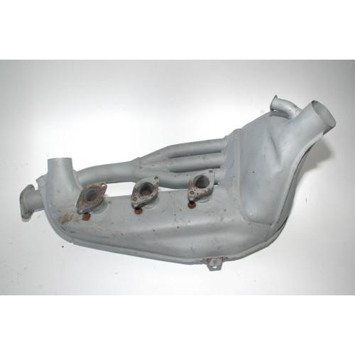 Porsche Boxster Engine Heat: Porsche 911 Heat Exchanger 91121102160 NOS
