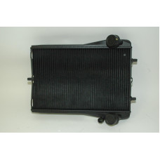 Porsche 996 Turbo C4S Radiator L Issues 99610613174