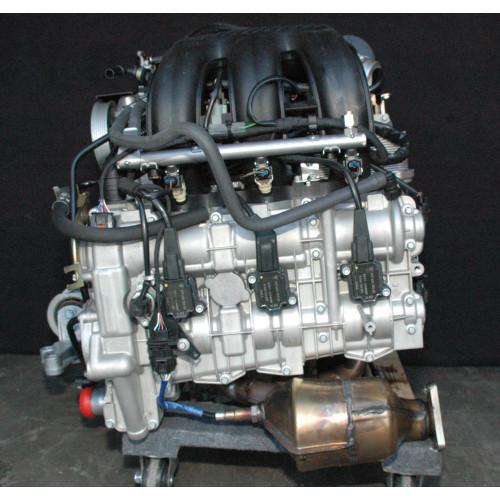 Porsche Boxster Engine Service: Porsche 986 Boxster 2.7 Tiptronic Motor 986100923GX