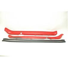 Porsche 930 Rocker Panels 93055904701 93055904801