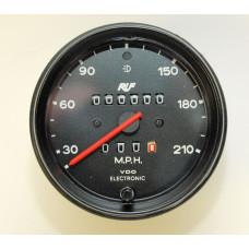 Porsche 911 930 RUF Speedometer 220 mph