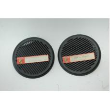 Porsche 911 930 Speaker Grille 91155501300