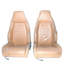 Porsche 911 930 Sport Seats Early 91152100757 91152100857