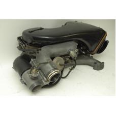 Porsche 930 Turbo Intake System 75-77 Plastic Air Cleaner