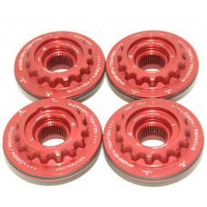 Porsche 997 GT3 Center Lock Nut Red 99704465011