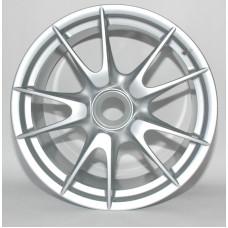 Porsche 997 GT3 Centerlock 997362157969A1 Silver
