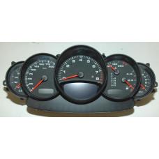 Porsche 996 Instrument Cluster Tip 9966412240370C 9432 mls