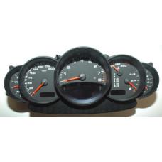 Porsche 996 Instrument Cluster Tiptronic 9966412240370C 42318 mls