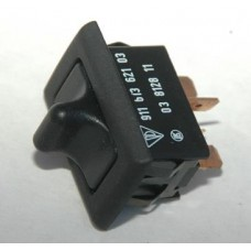 Porsche 911 930 Window Switch 91161362103