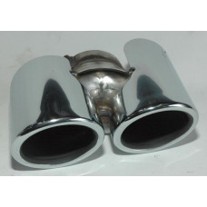 Porsche 997 3.8 Exhaust Tip 99711198102 SS 99711198103 Left