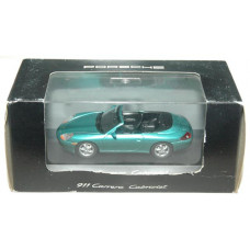 Porsche 996 Cab Model Green WAP02005197