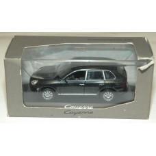 Porsche 955 Cayenne Model Black WAPC2000613