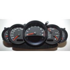 Porsche 996 Instrument Cluster Tip 9966412240370C 48155 mls
