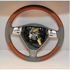 Porsche 997 Steering Wheel Shifter Tip Hand Brake Gray Sycamore 99704480036B10