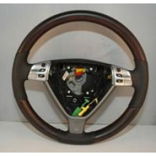 Porsche 997 Steering Wheel Tiptronic Shifter Hand Brake Black Mac 99704480034A10
