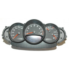 Porsche 986 Boxster Instrument Cluster Manual 9866412230470C 0 mls
