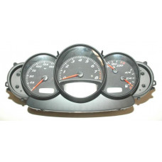 Porsche 986 Boxster Instrument Cluster Manual 9866412230470C 28440 mls