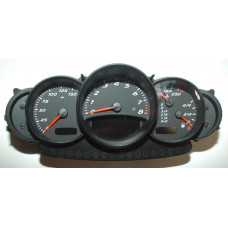 Porsche 986 Boxster Instrument Cluster Tip 9866412040670C 44035 mls