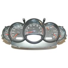 Porsche 996 GT2 Instrument Cluster Manual 9966412130570C 1222 mls