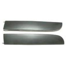 Porsche 911 930 Door Pocket Lids Black Right 911555039521AJ  911555040521A