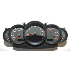 Porsche 996 GT2 Instrument Cluster Manual 9966412130570C 9345 mls