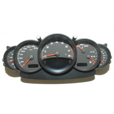 Porsche 996 GT2 Instrument Cluster Manual 9966419845370C 1068 mls