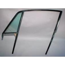 Porsche 911 Door Frame Black Coupe Left 90154200620