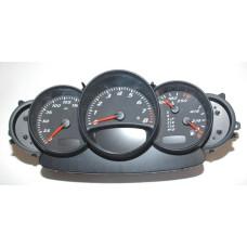 Porsche 996 GT2 Instrument Cluster Tip 9966412130570C 22540 mls