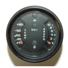 Porsche 911 Oil Temperature Gauge 91164110303 SS 911641103CX