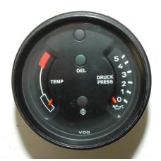 Porsche 911 Oil Temperature Gauge 91164110305 SS 911641923 X