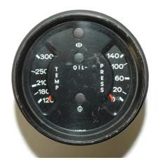 Porsche 911 Oil Temperature Pressure Gauge 91164110429