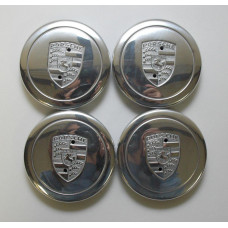 Porsche 911 930 Wheel Cap Set Polished 91136103228