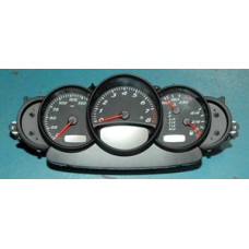 Porsche 986 Boxster Instrument Gauges 6488 mls 9866412040670C